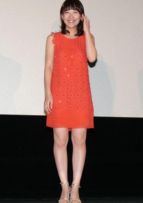 女優の綺麗な脚