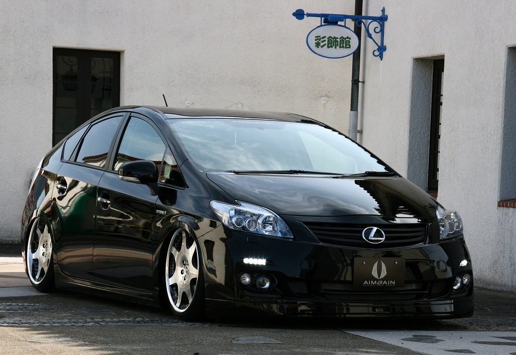 Modded Prius Page 2 Unofficial Honda Fit Forums