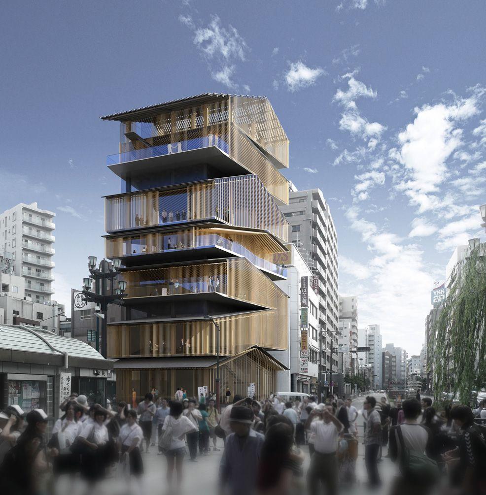 街並みのチカラ「浅草文化観光センター」は「負ける建築」か?      「勝つ建築」か?