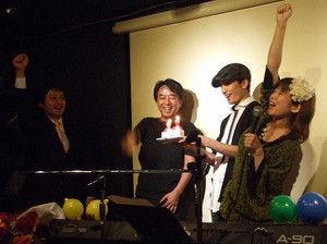 浅羽由紀 / 待良 / 佐藤浩正 新丸子ライブセット 2011.06.11