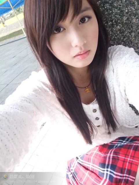台湾の美少女