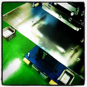 小型箔押し機 導入(3)