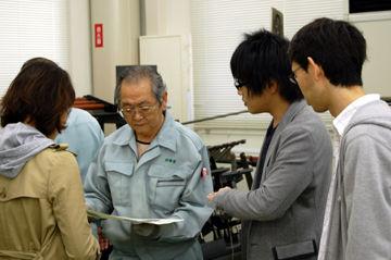 箔押しの授業+加工実験110524 - (5)