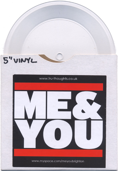 ME & YOU / LAST NIGHT (5inch VINYL)