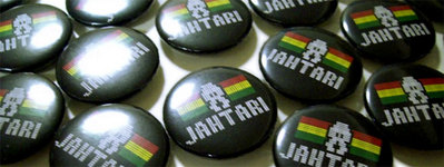 JAHTARIAN badge