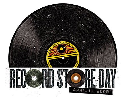 RECORD STORE DAY : 19.04.2008