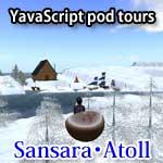 pod tours-Sansara Atoll
