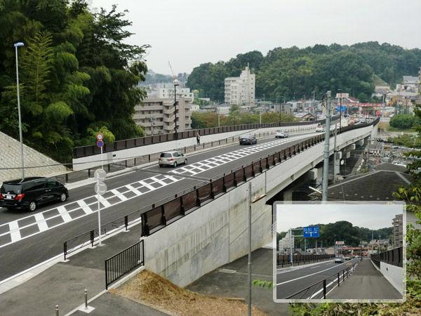 新百合ヶ丘とその周辺:尻手黒川...