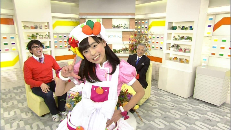 NHK『スタジオパーク』にまいんちゃんが生出演