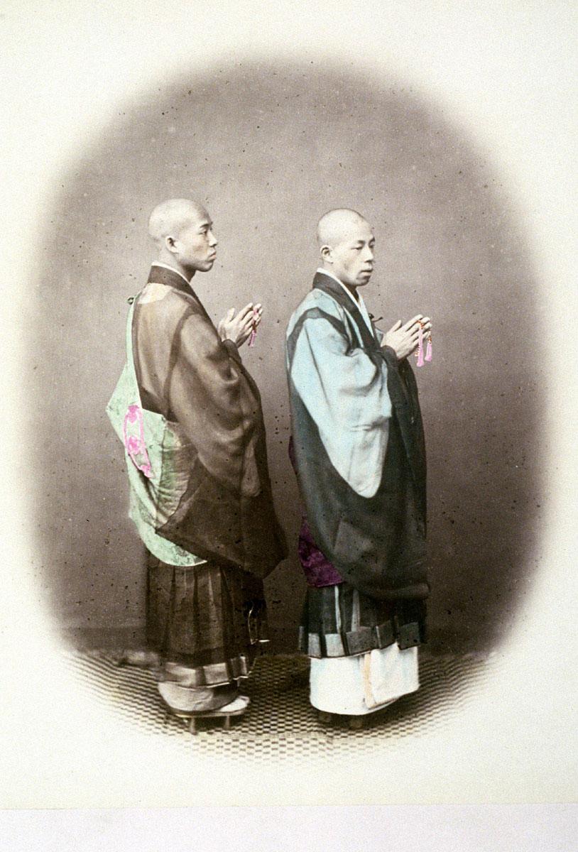 (^ω^) 神主 修験者  江戸時代 幕末の武士・農民・色々な職業、風景の写真