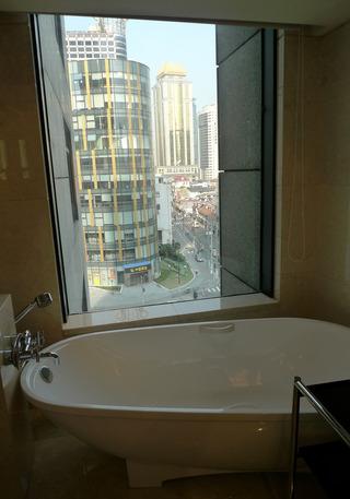 (The Westin Bund Center Shanghai)ウェスティン外灘センター上海(上海威斯汀大飯店)