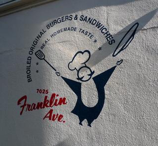 五反田の旨いハンバーガーのお店「7025 フランクリン・アベニュー(7025 Franklin Ave)」