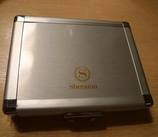 1泊2日、ソウル弾丸ツアー--仁川(インチョン)シェラトンホテルで買った旅の必需品『ネイルケアセット』