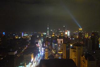 上海で過ごす大晦日の夜。ロイヤル メリディアン 上海のロイヤルクラブラウンジ(エグゼクティブラウンジ)