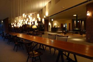 1泊2日 旭川・のんびり温泉ツアー - フラノ寶亭留(富良野ホテル)の建物