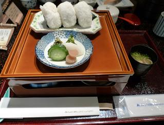 1泊2日 京都紅葉狩りツアー - ホテル日航プリンセス京都の朝食を食す!