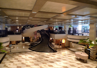 羽田発香港の旅 - シェラトン香港ホテル&タワー(香港喜来登酒店)