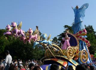 東京ディズニーランド・デイパレード