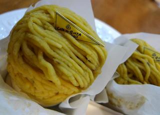 赤坂の美味しいモンブランケーキ「銀座みゆき館」