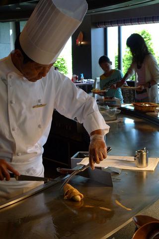シェラトン・グランデ・トーキョーベイ・ホテル 鉄板焼きレストラン舞浜