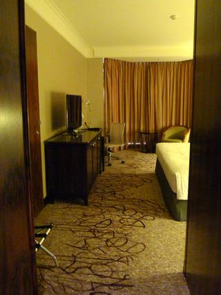 1泊4日、シンガポールの旅  - シェラトン・タワーズ・シンガポール(SHERATON TOWERS SINGAPORE)ホテル