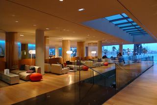 初めてのバルセロナ旅行--Wホテル @バルセロナ
