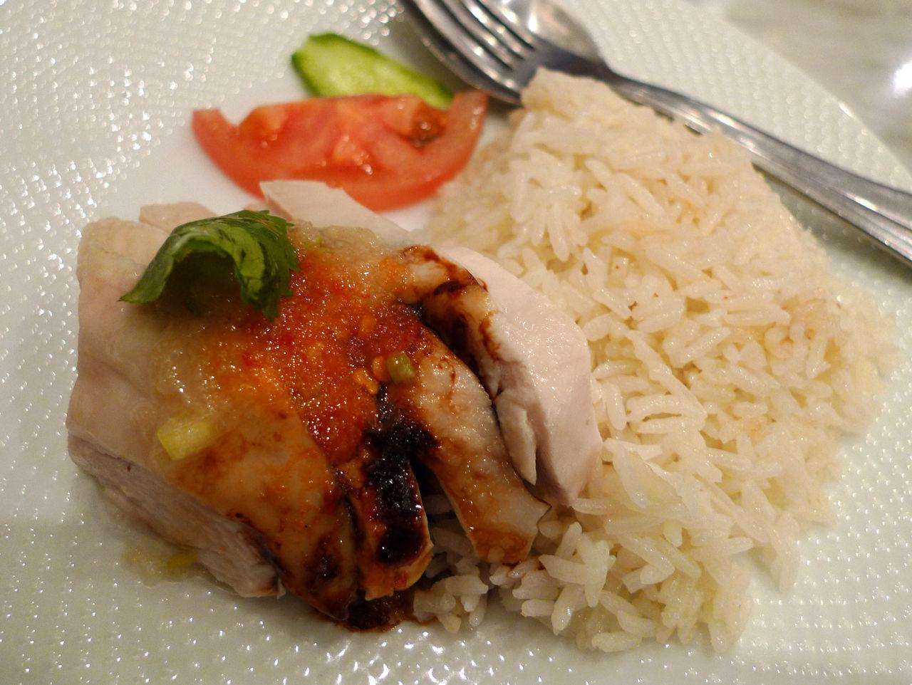 海南鶏飯の画像 p1_34