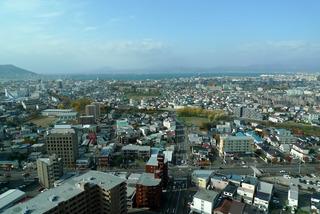 五稜郭(ごりょうかく)タワー @函館
