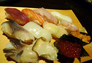 シェラトンホテル札幌近く、海侍 @新さっぽろ店