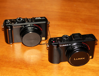 ルミックス『DMC-LX5』