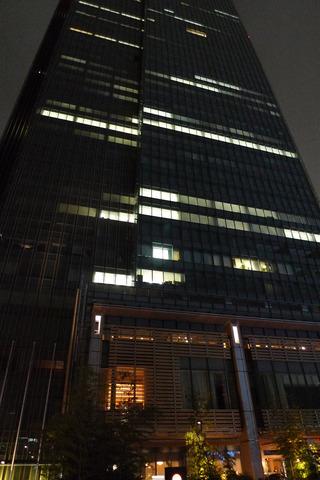 東京タワーの見える45階のレストラン「タワーズグリル」 @ザ・リッツ・カールトン東京