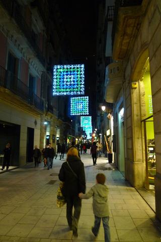 初めてのバルセロナ旅行--年越し @バルセロナ @バルセロナ