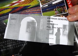 初めてのバルセロナ旅行--ピカソ美術館