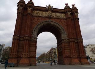 初めてのバルセロナ旅行--バルセロナの風景