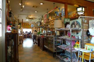 アメリカンな雰囲気漂うカフェ「KEY WEST」