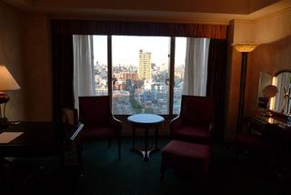 渋谷区・恵比寿ウェスティンホテル東京の部屋