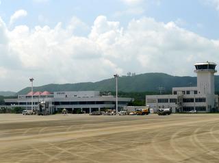 奄美大島に向かう直行便、日本航空「JL1955」便