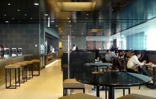羽田新国際線ターミナルのANAラウンジ