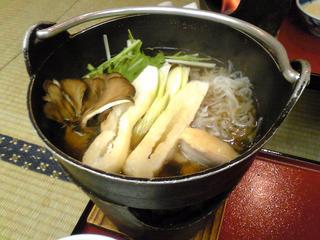 スノボーときりたんぽ鍋と田沢湖 @秋田