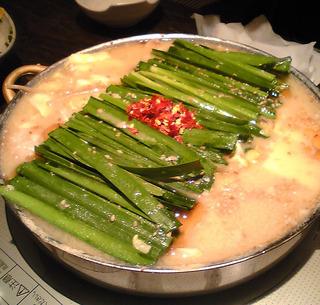 博多でモツ鍋を食す!@福岡市 博多駅 もつ鍋「おおやま」