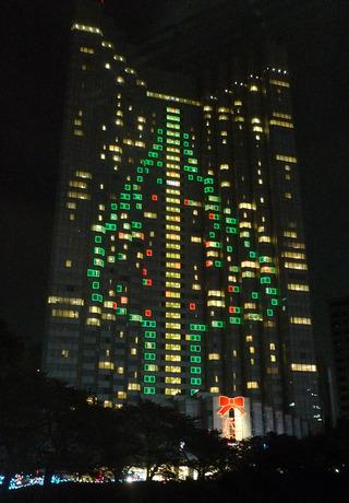 今年で最後!赤プリで最後のクリスマスイルミネーション @赤坂