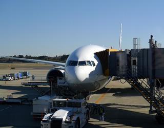初めてのバルセロナ旅行--全日空「NH207」便