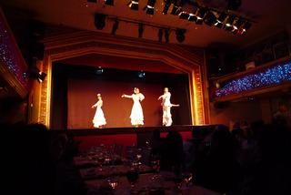 初めてのバルセロナ旅行--フラメンコショー @Palacio del Flamenco