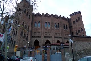 初めてのバルセロナ旅行--モヌメンタル闘牛場 @バルセロナ