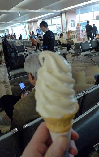 函館発の日本航空1168便