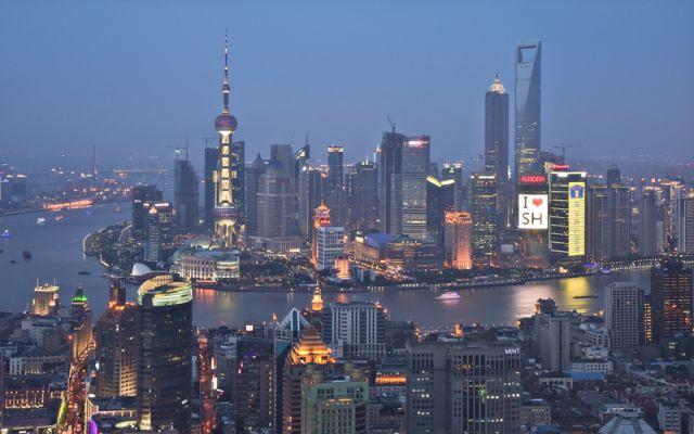 上海2010年