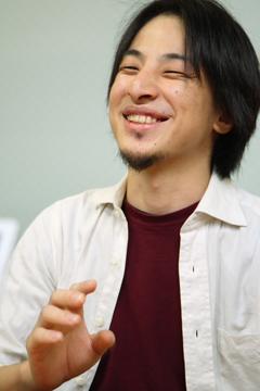 西村博之 ひ ろゆき オン・ザ・エッヂとは直接仕事をしたことはたぶんないですね。堀...  ライ