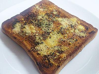 バジルチーズ オリーブオイルとニンニク風味