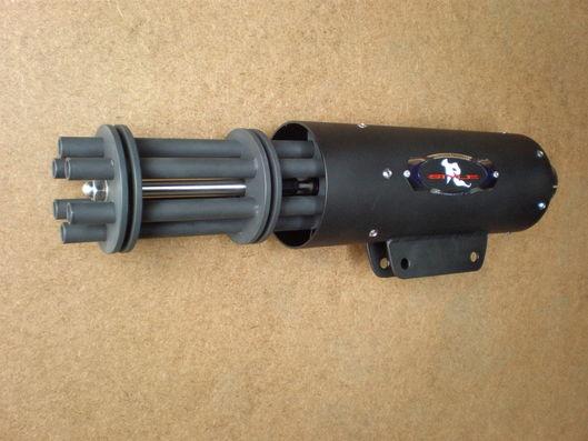 ガトリンク砲サイレンサー