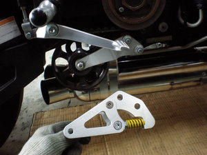 Free Spirits Modified Belt Tensioner